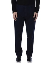 Boglioli Trousers Casual Trousers Men Dark Blue
