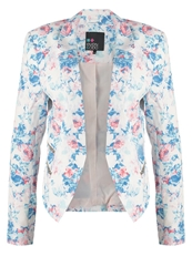Evenandodd Blazer Multi Multicoloured