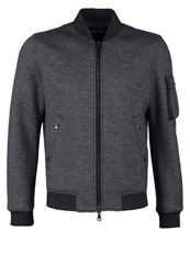 Mauro Grifoni Summer Jacket Dark Grey Dark Gray