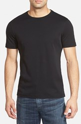 Men's Robert Barakett 'Georgia' Slim Fit T Shirt Black