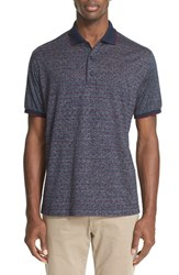Paul And Shark Men's Print Polo