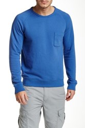 Timberland Waits River Crew Sweater Blue