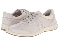 Rockport Walk Together T Toe Windchime Nappa Women's Shoes Beige