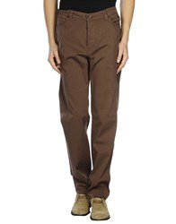 Heaven Two Trousers Casual Trousers Men Cocoa