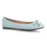 Butterfly Twists Ballerina Shoe Mint