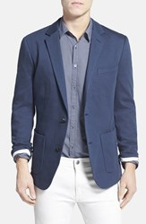 Bonobos Men's Knit Cotton Sport Coat Navy