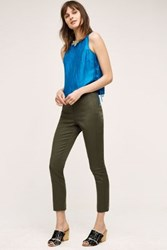 Anthropologie The Essential Skinny Dark Turquoise