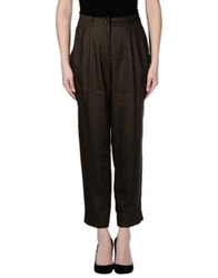 Fisico Cristina Ferrari Casual Pants Brown
