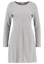 Gap Jumper Dress Light Grey Marle