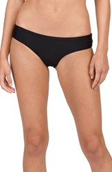 Volcom Women's Simply Solid Cheeky Bikini Bottoms