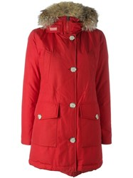 Woolrich 'W's Arctic' Jacket Red