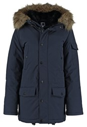 Carhartt Wip Anchorage Parka Navy Black Dark Blue