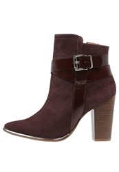 Warehouse Boots Brown