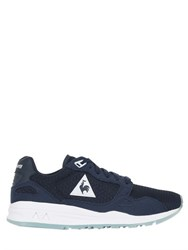 Le Coq Sportif Lcs R900 Mesh And Faux Suede Sneakers