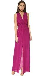 Ramy Brook Cannes Gown Orchid