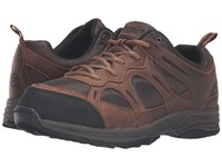 Propet Connelly Brown Men's Shoes