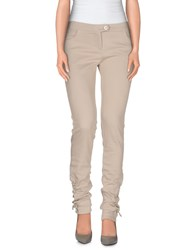 Cnc Costume National C'n'c' Costume National Trousers Casual Trousers Women Beige