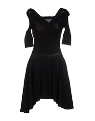 Plein Sud Jeanius Dresses Short Dresses Women Black