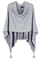 Comma Cape Grey Melange