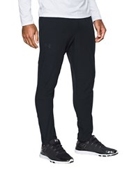 Under Armour Ua Circuit Woven Tapered Active Pants Black