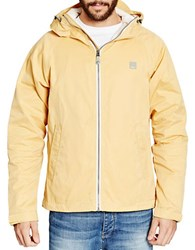 Bench Worldheight Jacket Yellow