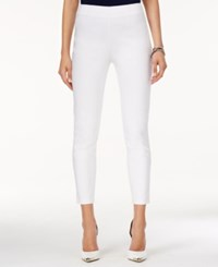 Guess Shaine Cropped Pants True White