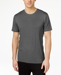 32 Degrees By Weatherproof Crew Neck T Shirt Light Grey Heather
