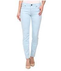 Kut From The Kloth Diana Skinny In Sky Light Sky Light Women's Jeans Gray