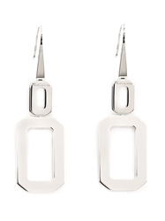 Rebecca 'Elizabeth' Square Drop Earrings