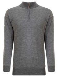 Callaway Merino Mix Windstopper Jumper Grey