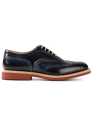 Church's Burnished Brogue Blue