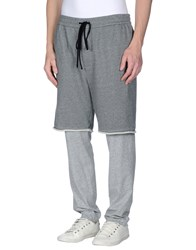 3.1 Phillip Lim Trousers Casual Trousers Men Grey
