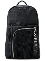 Philipp Plein 'Babel' Backpack Black