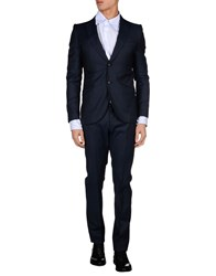 Maurizio Miri Suits And Jackets Suits Men Dark Blue