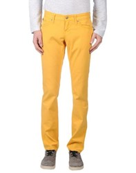 Richmond Trousers Casual Trousers Men Yellow
