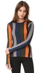 Paul Smith Metallic Sweater Navy