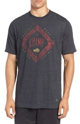 Under Armour Men's 'Clay The Champ' Graphic Crewneck T Shirt