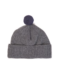 Oliver Spencer Wool Knit Beanie Hat