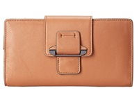 Kooba Jonnie Tab Wallet Rose Gold Wallet Handbags