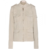 Tory Burch Cotton Jacket Hemp