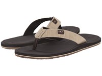 O'neill Nacho Libre Dark Brown Men's Sandals