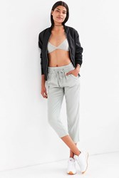 Bdg Hailey Crop Pull On Pant Grey