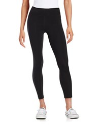 Calvin Klein Ruched Performance Leggings Black
