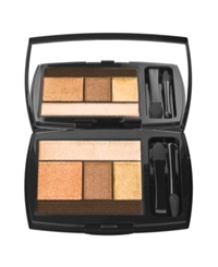 Lancome Lancome Color Design Eye Brightening All In One 5 Shadow And Liner Palette Bronze Amour