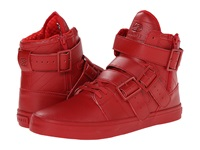 Radii Straight Jacket Vlc Triple Red Waxed Pebble Leather Men's Shoes