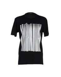 Cnc Costume National Costume National Homme Topwear T Shirts Men Black