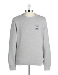 Ben Sherman Crew Neck Sweatshirt Grey