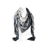 Zadig And Voltaire Kerry Stone Skull 135X135 Shawl