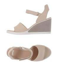 Camper Footwear Sandals Women Beige
