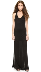 Alexander Wang Classic Tank Dress With Pocket Black